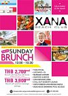 Xana Sunday Brunch