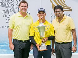 Carballo birdies playoff hole for Phuket Open win