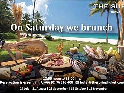 On Saturday we Brunch!