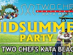 Two Chefs Midsummer Party 2019