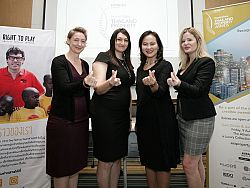 PropertyGuru Thailand Property Awards continues long CSR history with Right To Play and the Mini Heart Project