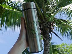 Phuket non-profit turning the tide on plastic with reusable bottles and youth education