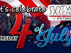 4th of July at Two Chefs Bar and Grill