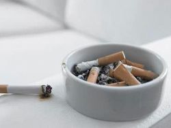 Smoking in homes may be deemed illegal 'only as a form of domestic abuse'