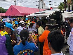 Patong tsunami-evacuation drill hailed a success, spurs an excited false start