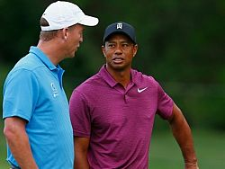 Woods vows victory in star-studded charity match