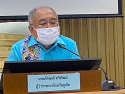 Governor dismisses Phuket's last seven COVID cases, suspends field hospital