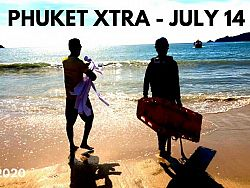 PHUKET XTRA: VIDEO: Infected soldier triggers quarantine of nearly 2,000? Fisherman found days later! || July 14