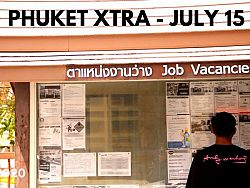 PHUKET XTRA: VIDEO: Unemployment highest on record! Two year economic recovery? || July 15