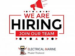 Thai Electricians wanted