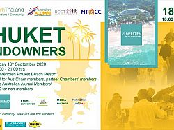 Joint Chambers Phuket Sundowners hosted by AustCham