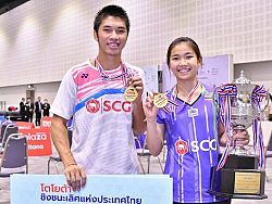 Young guns rule the roost at badminton national championships