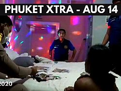 PHUKET XTRA: VIDEO: Trans pimp charged with human trafficking! Phuket eyed for travel bubble pilot? || August 14