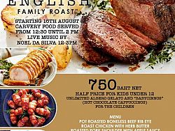 The Sunday English Family Roast