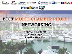 CANCELLED - BCCT Multi-Chamber Phuket Networking