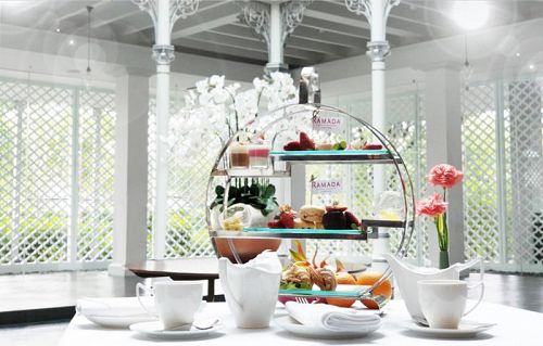 High Tea@ChaoFah serves with free Day Pass to fitness and pool