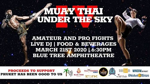 Muay Thai Under The Sky