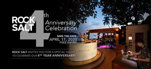 ** POSTPONED ** Rock Salt 4th Anniversary Celebration