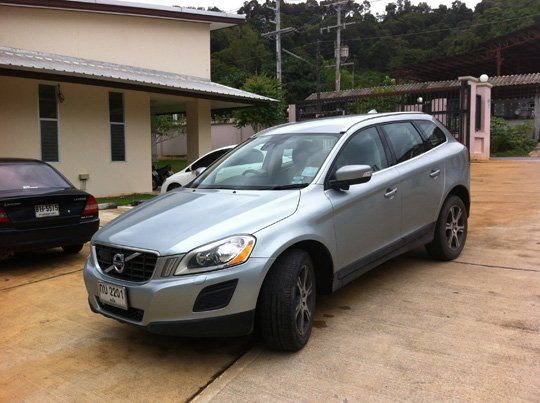 Almost New Volvo for sale