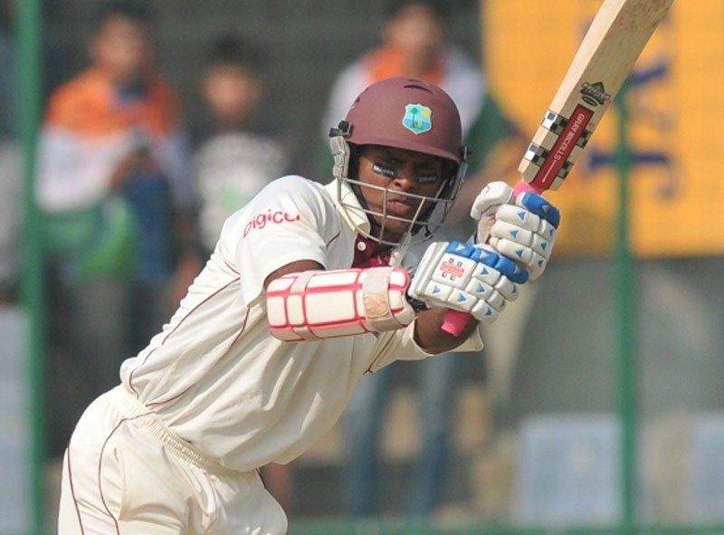 Windies batsman regains top ranking