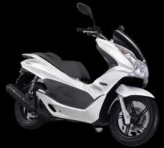 Honda PCX only 5,650kms