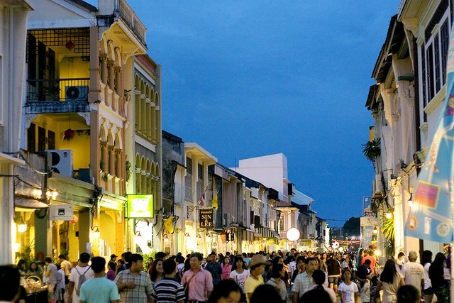 JAMIE'S PHUKET: The Old Town is given a facelift