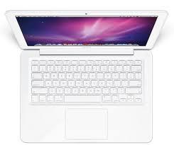 1 Unit Mac Book White for Sale