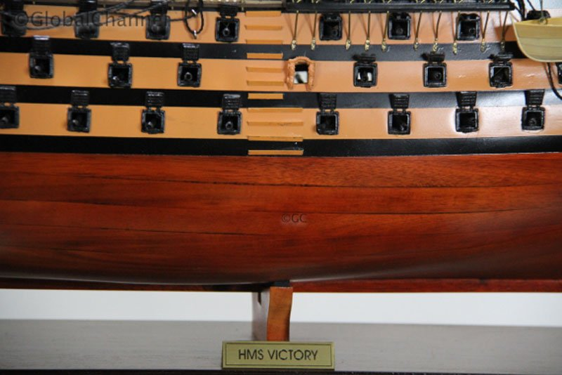 Wooden Ship/Boat/Yacht Models