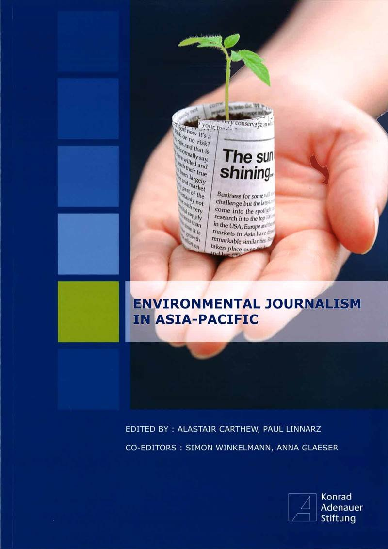 Environmental journalism in Asia
