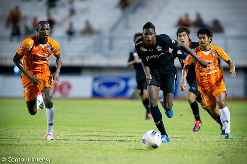 Phuket FC face relegation after loss to Suphanburi with four games left