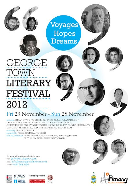 International writers, poets, musicians to grace George Town Literary Festival