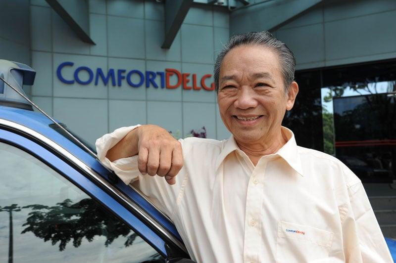 Singapore cabbie returns B27.6m to Thai couple
