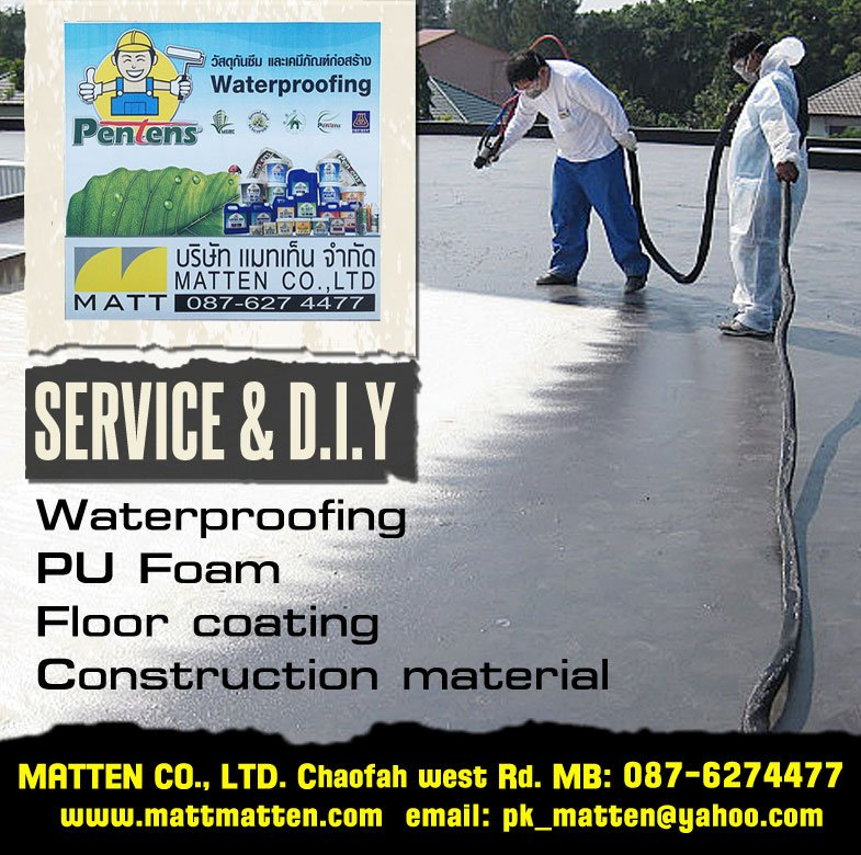 Matten Co.Ltd - Service and D.IY