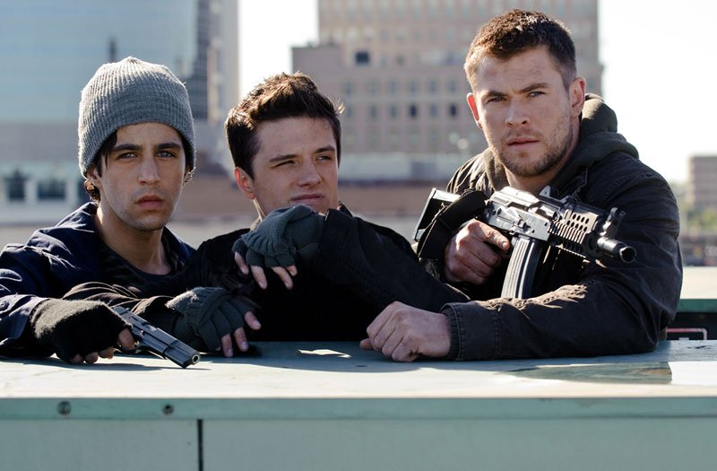 Film review: Red Dawn