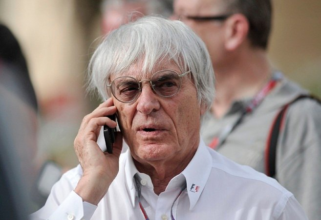 Ecclestone: Thailand may host F1 night race in 2015
