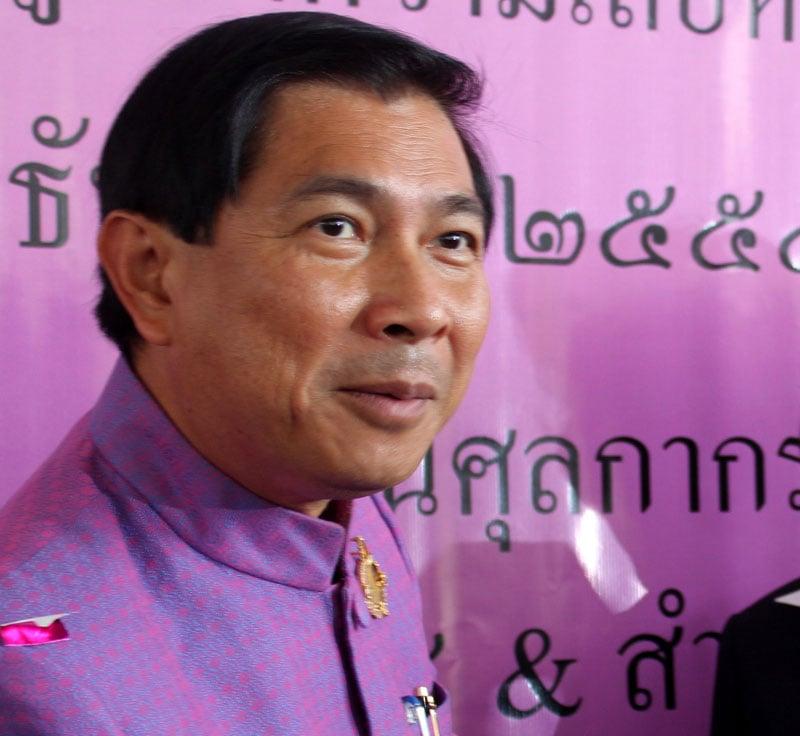 Taking charge of Phuket