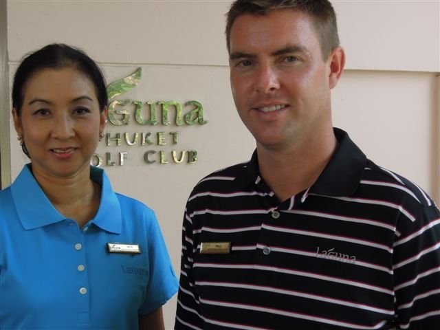 Laguna Phuket Golf Club unveils new management Team