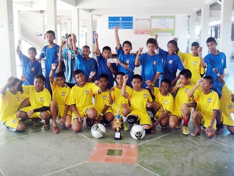 Kalim A win Phuket's Smile Kids tournament