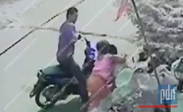 Media asked to help snare a Sattahip necklace thief