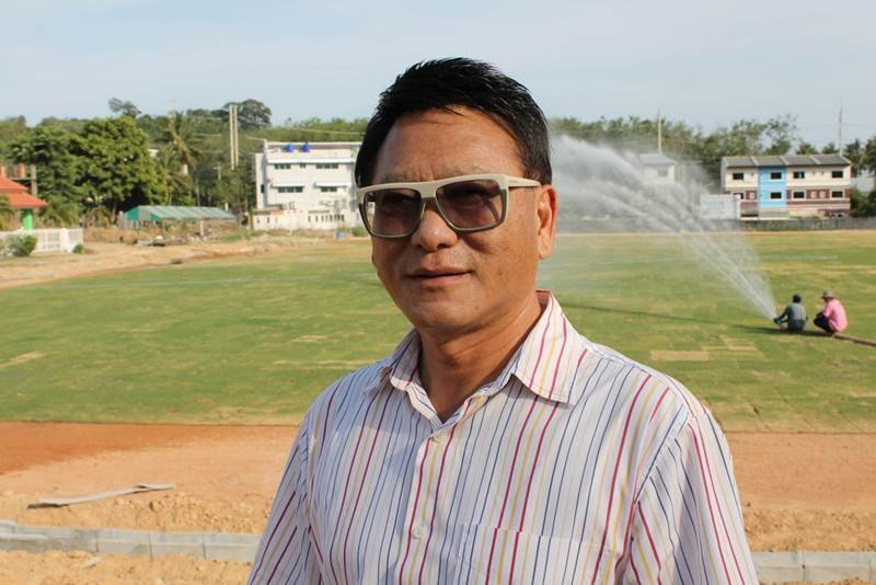 Starting from scratch with the chairman of Phuket FC