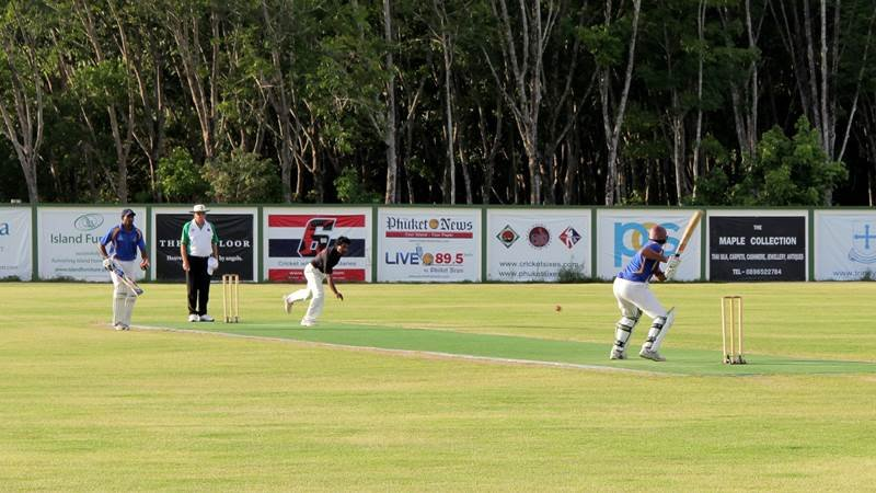 Melbourne Super Kings take home Phuket Cricket Sixes Cup