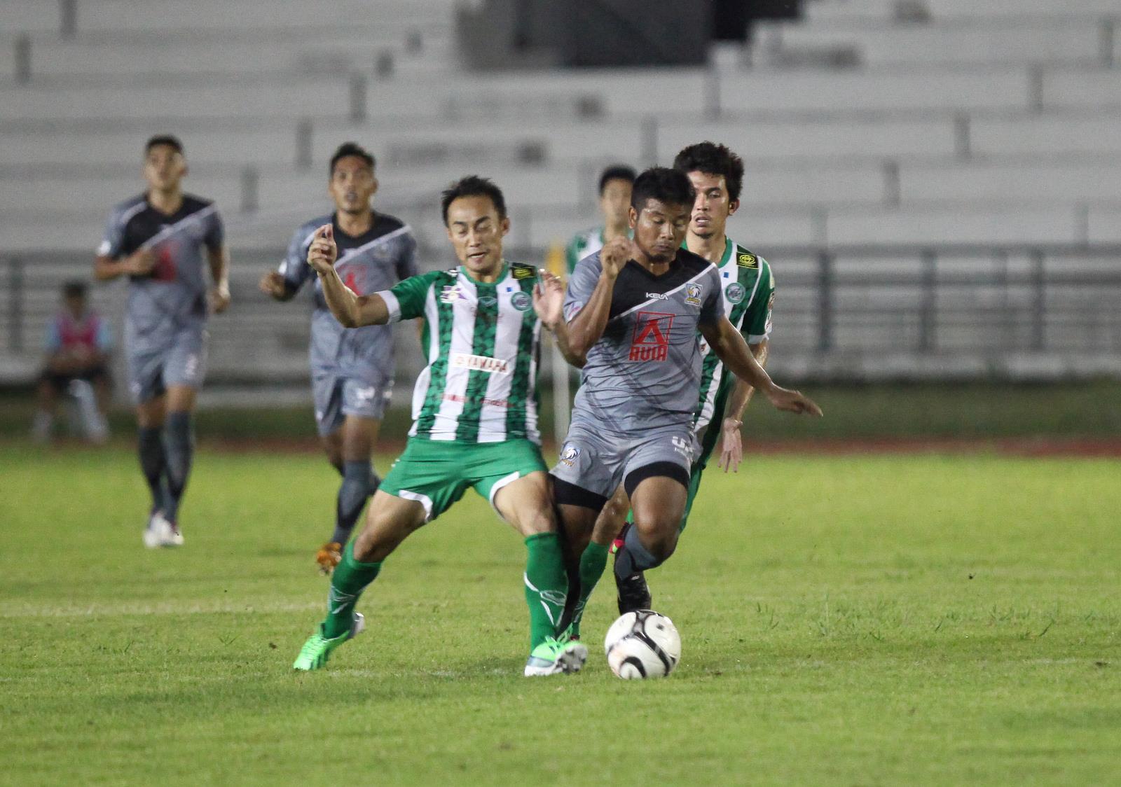 Air Force Avia defeat Phuket FC 2-1