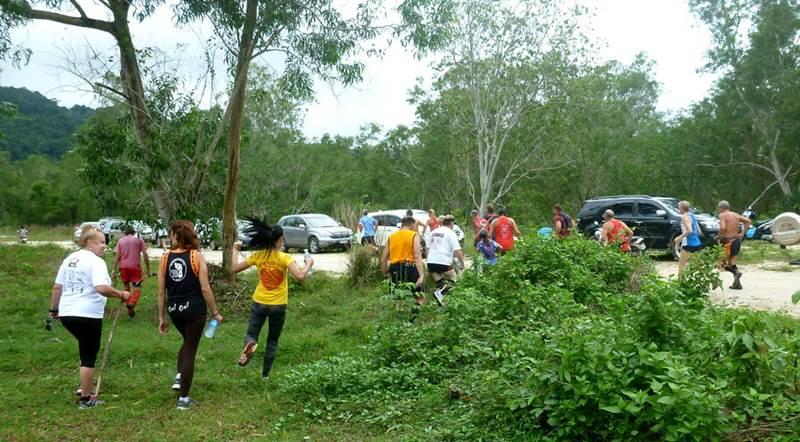 Phuket Hash House Harriers run 1417 this Saturday