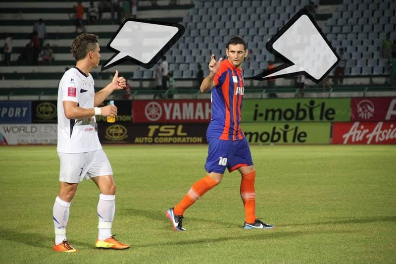 Phuket FC caption competition