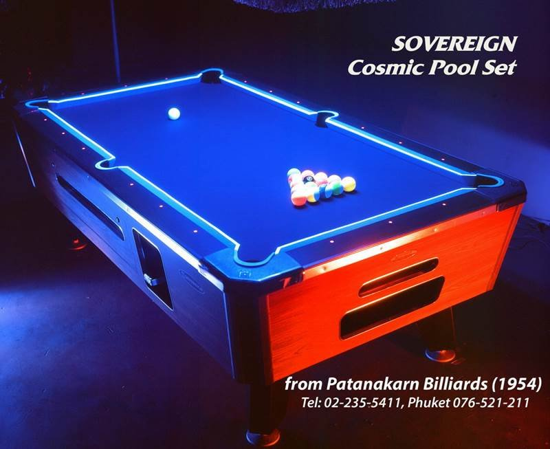 """SOVEREIGN"" Coin-operated Pool"