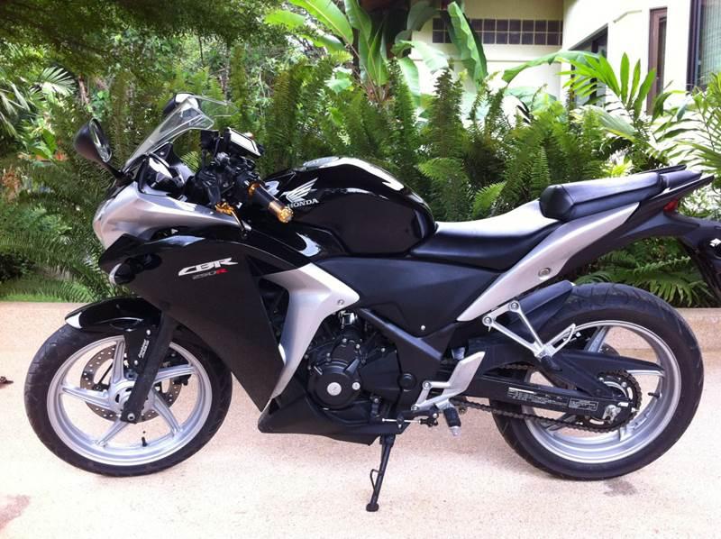 2012 Honda CBR 250R (ABS)