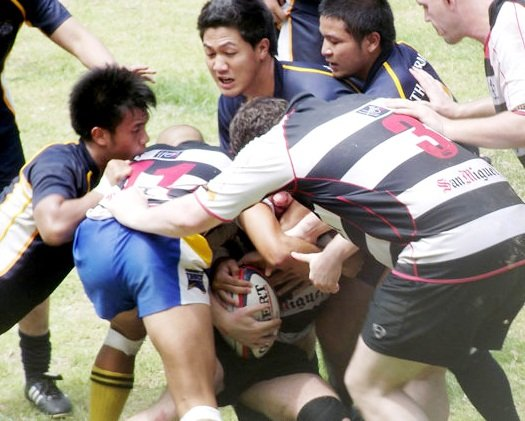 International Rugby 10s kick off in Thalang