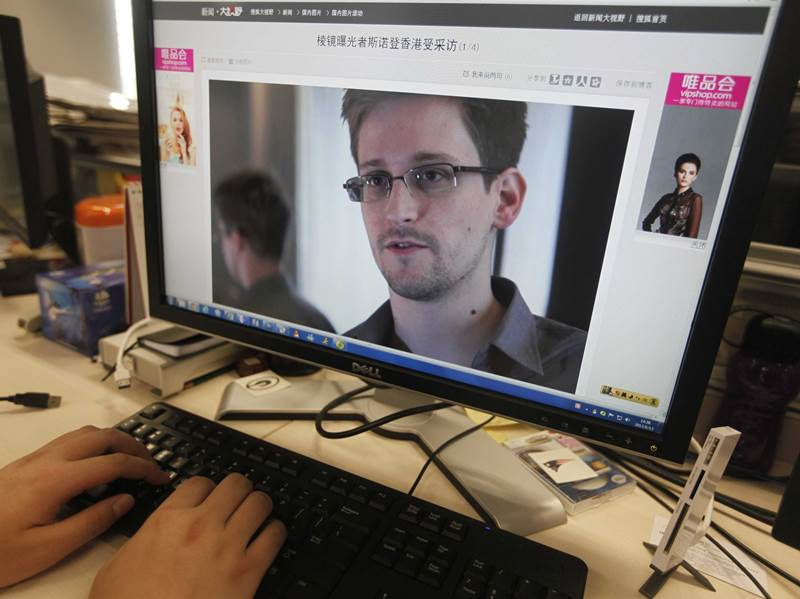 Thailand's airports on alert for NSA leaker Edward Snowden