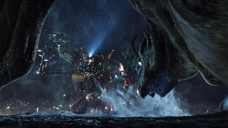 Film Review: Pacific Rim is a monster mash-up