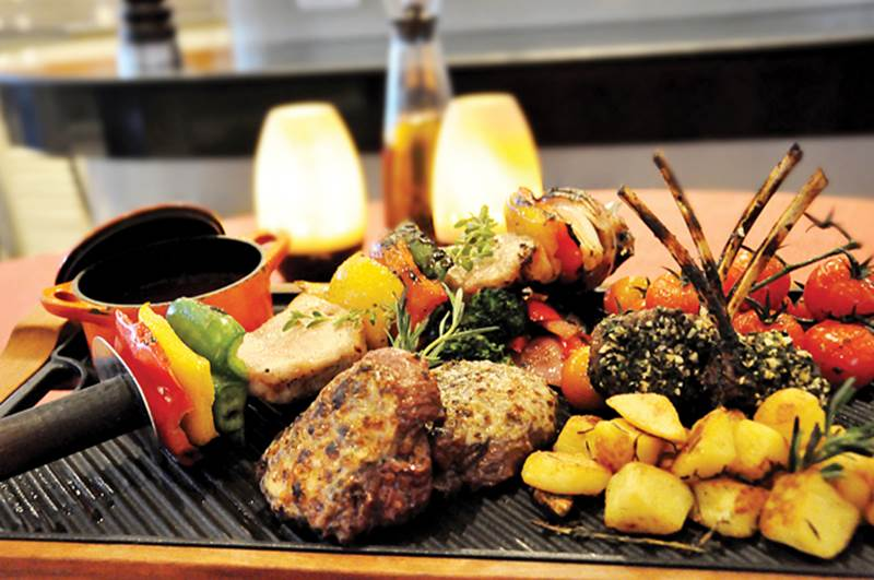 Angsana resort presents two new dishes